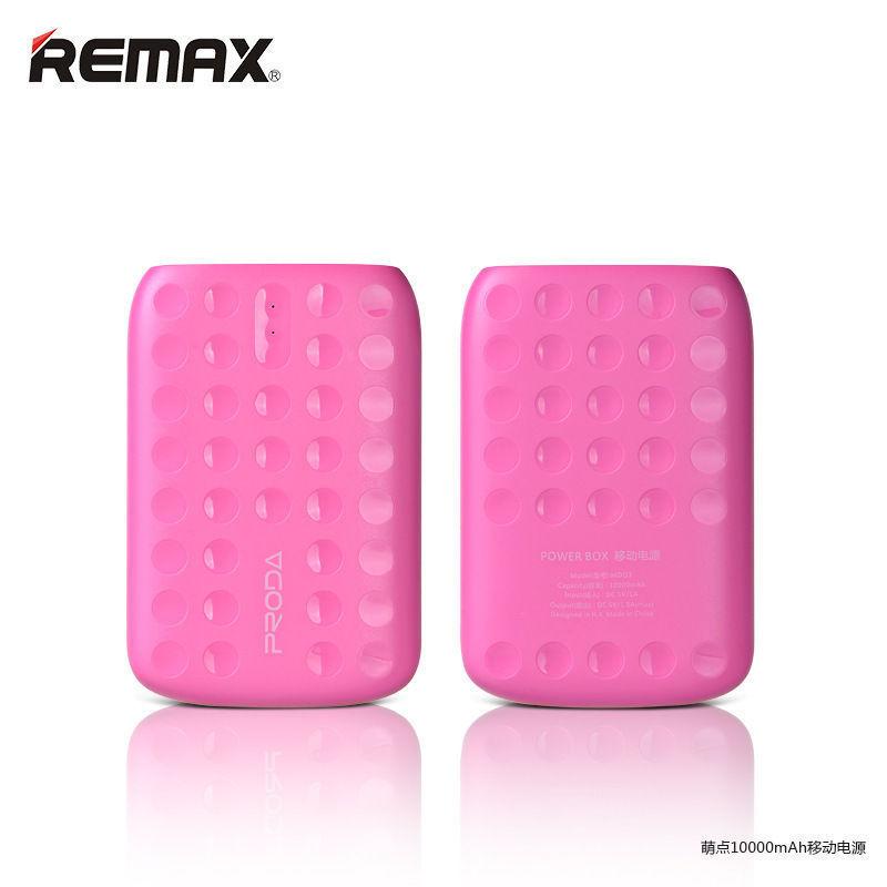 Remax AA-1060 Powerbanka Proda 10.000 mAh (ružová)