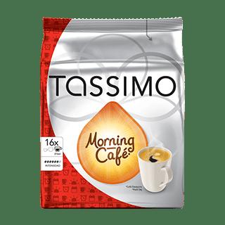 TASSIMO Morning Café - kapslová káva pro kávovary Tassimo
