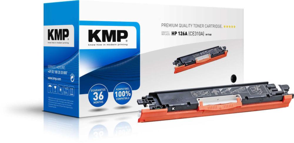 KMP H-T148 pro HP 126A CE310A - laserový toner