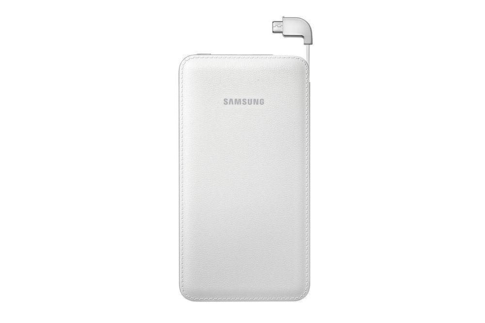 Samsung externí baterie 6000 mAh (bílá)