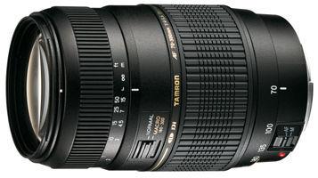 Tamron AF 70-300mm F/4-5.6 Di LD MACRO 1:2 pro Nikon