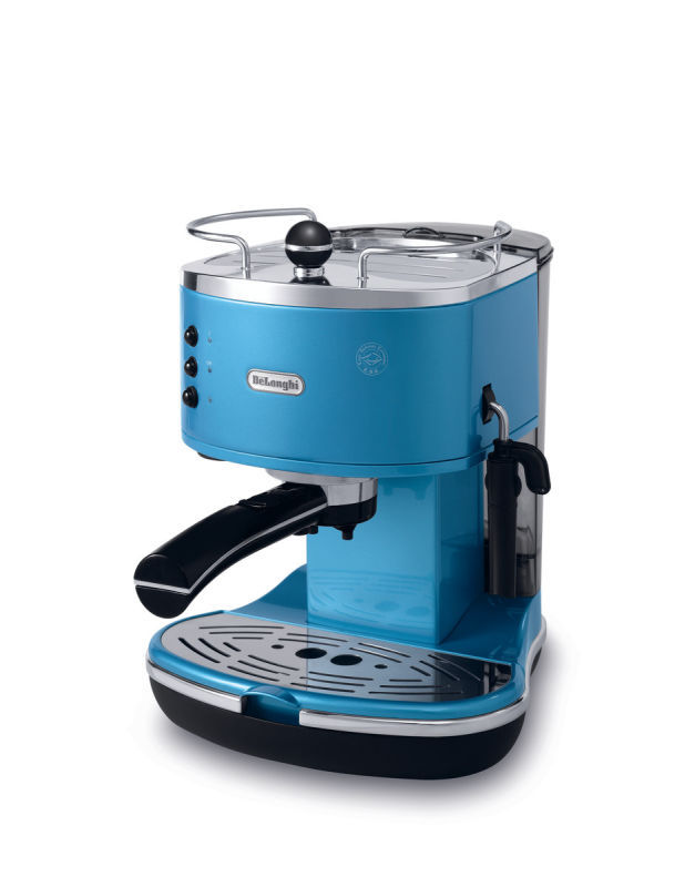 DELONGHI ECO 311.B (modrá) - Pákové espresso