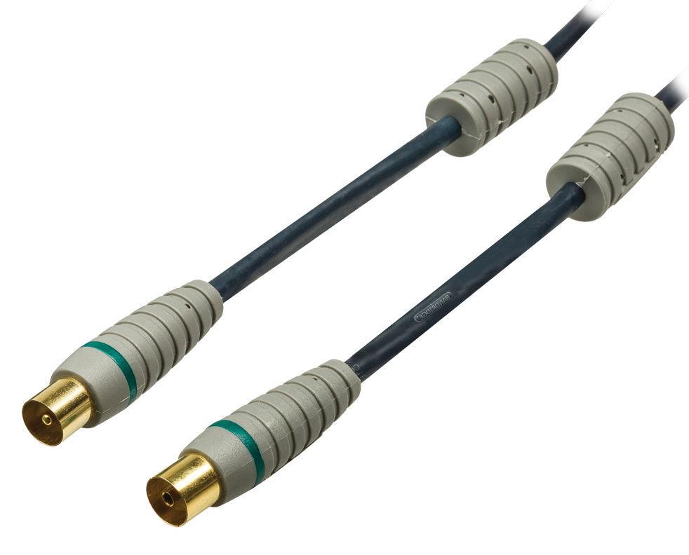 Bandridge BVL8702 Koax Video kabel, 2m