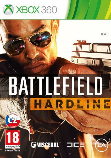XBOX360 - Battlefield Hardline