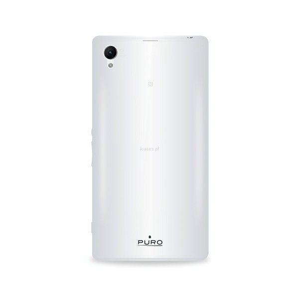 Puro silikonový kryt pro Sony Xperia Z2
