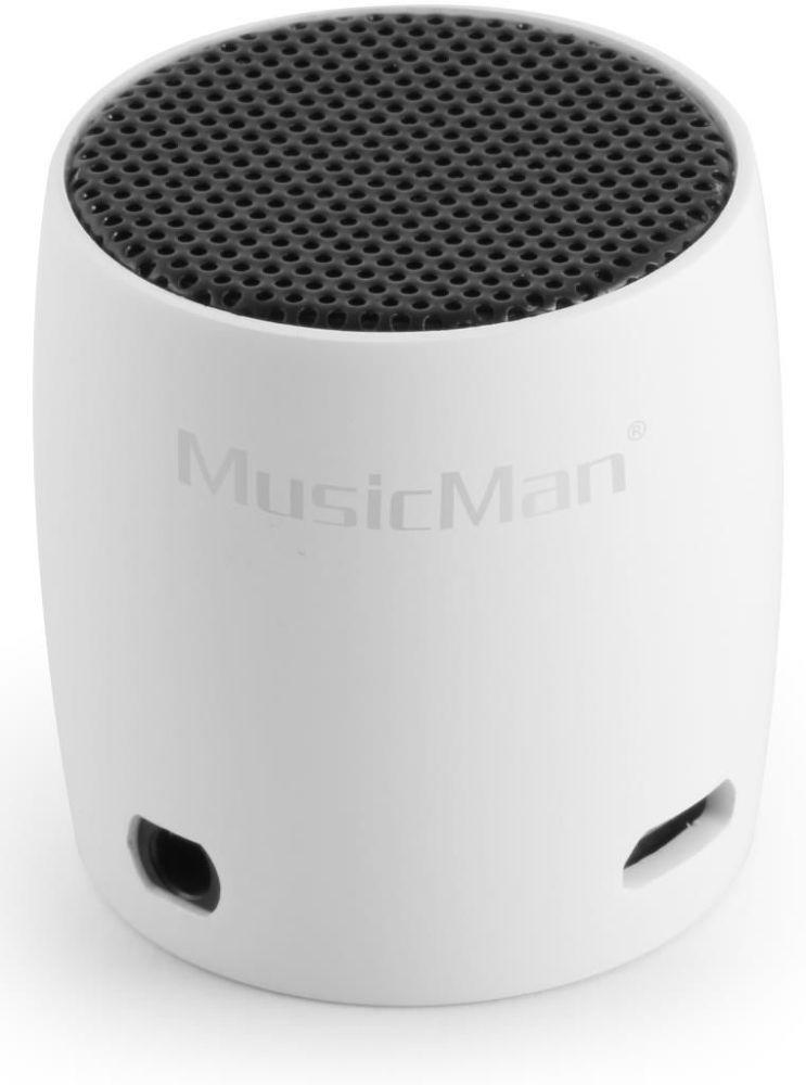 TECHNAXX MUSICMAN BT Nano, White (BT-X7), reproduktor