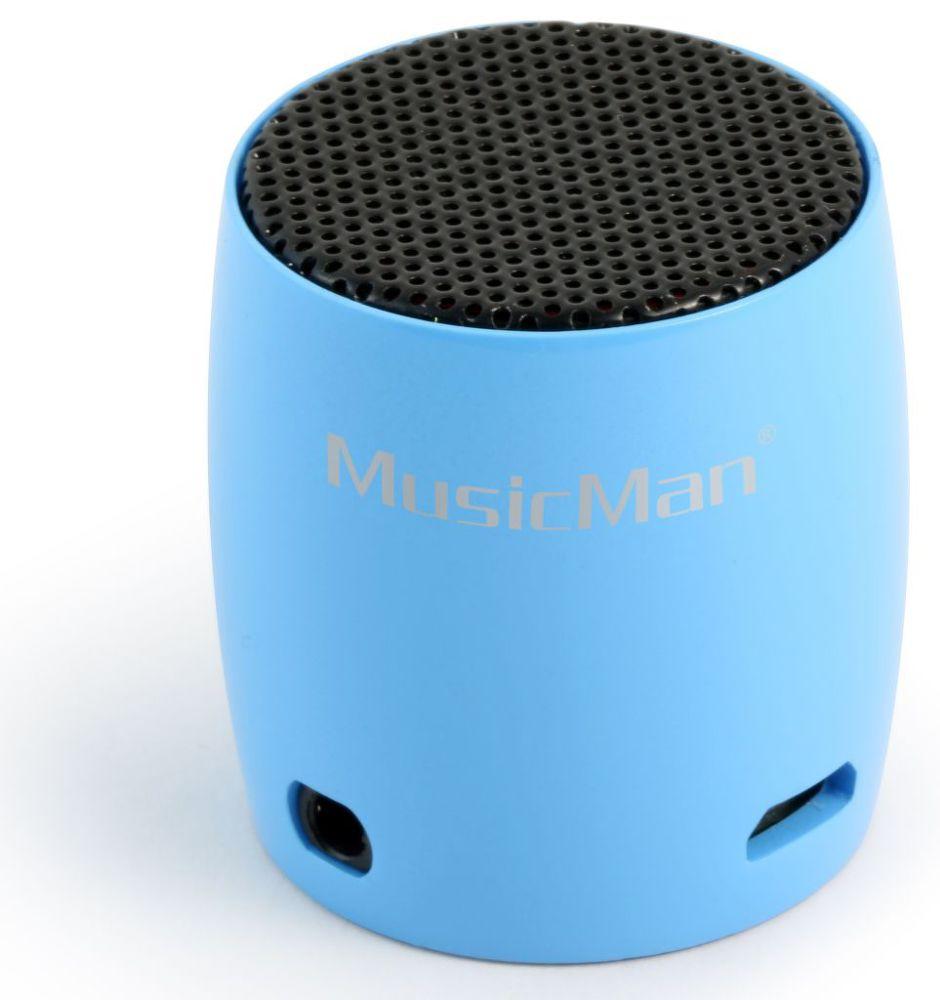 Technaxx MusicMan BT Nano (modrý) (BT-X7)
