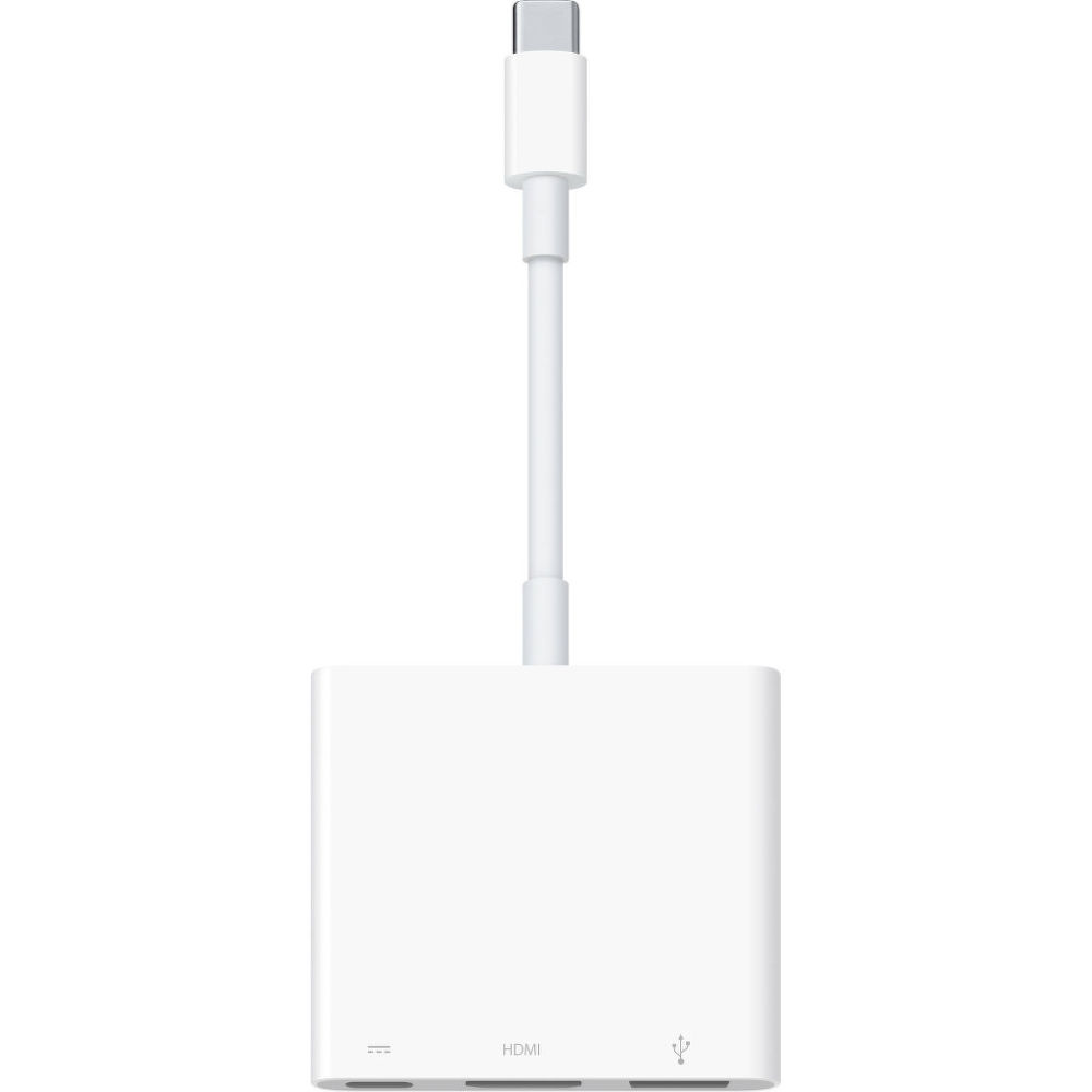 USB-C Digital AV Multiport Adapter, MJ1K2ZM/A
