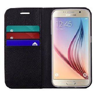 Winner pouzdro Pure Flipbook Samsung Galaxy S6 (černé)
