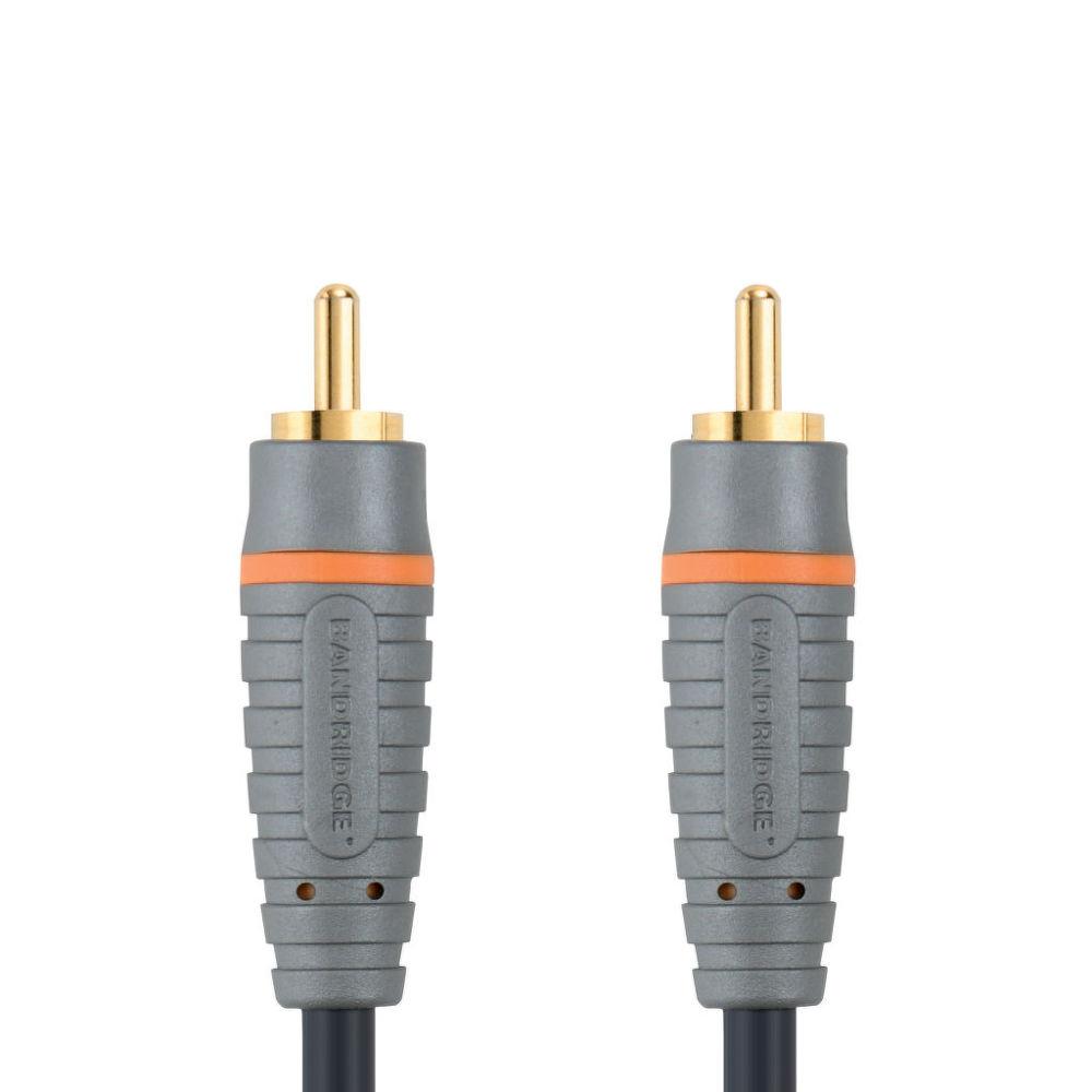 Bandridge BAL4802 digitální koaxiální audio kabel, 2m