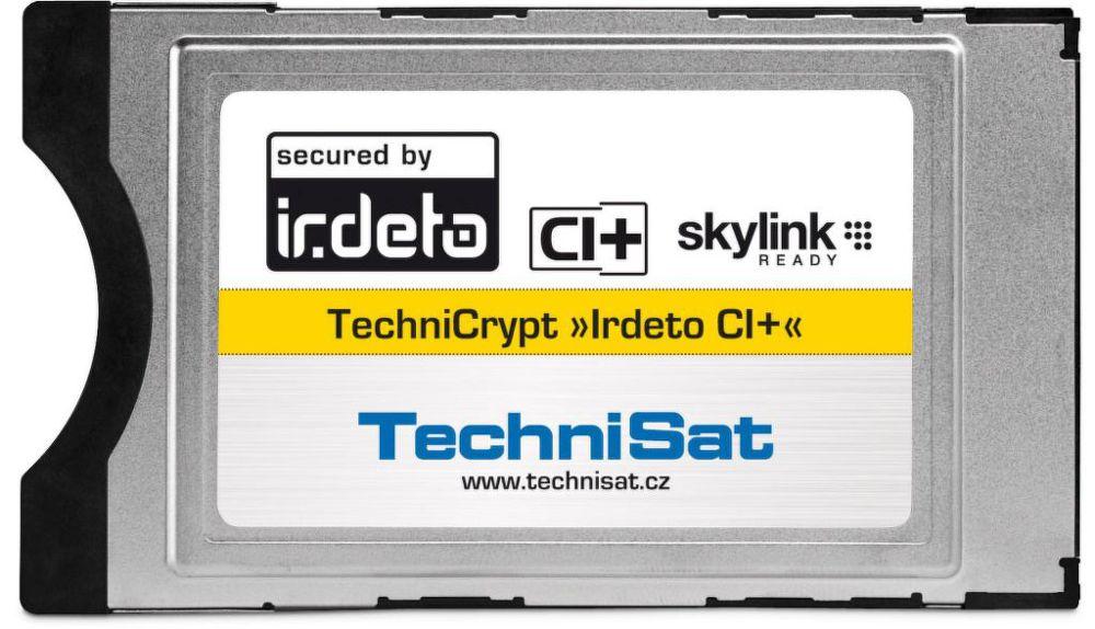 TechniSat TechniCrypt IRDETO CI+