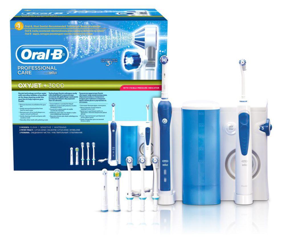 Oral-B Oxyjet + 3000 OC20.545