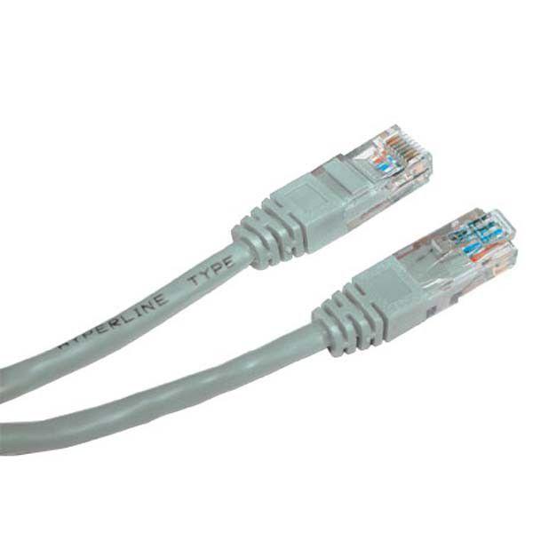 Logo UTP kabel Cat.5 RJ45 / RJ45 10m - síťový kabel