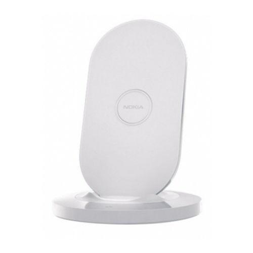 Nokia DT-910 NFC (bílá) - bezdrátová nabíječka