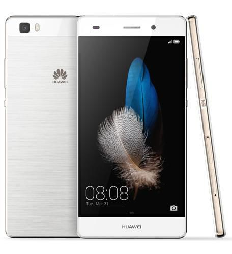 Huawei P8 Lite Dual SIM (bílý)