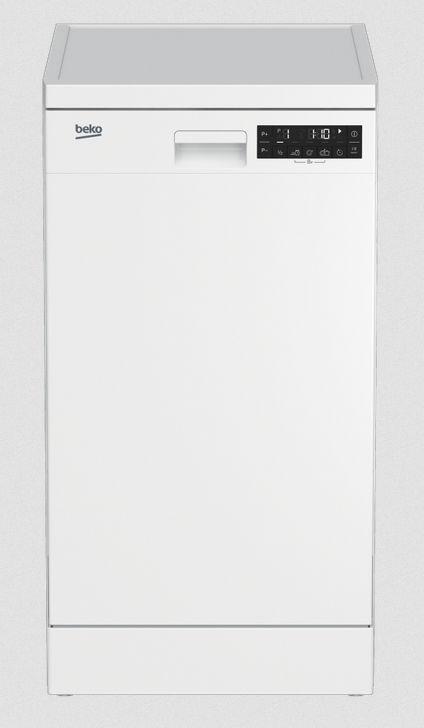 Beko DFS 28020 W (bílá)