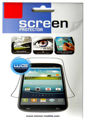 Instalační fólie pro Sony Xperia M4 Aqua