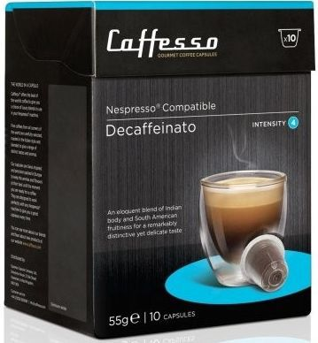 Caffe Impresso Decaffeinato - káva na kapsle