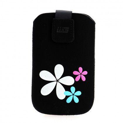 Winner pouzdro KV2 3D vel.12 pro Samsung SII (černé)