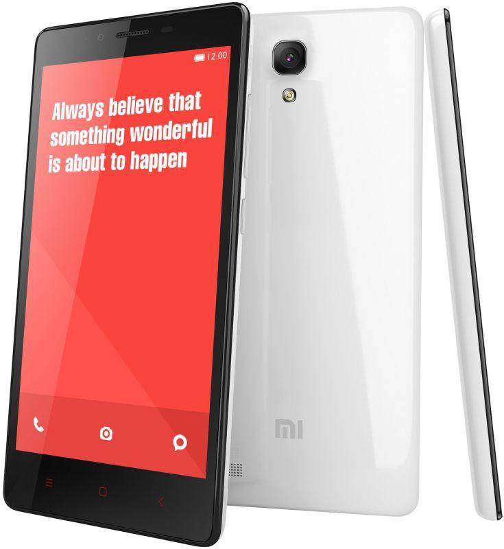 Xiaomi Redmi Note LTE bílý