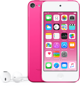 Apple iPod Touch 16GB (růžový)
