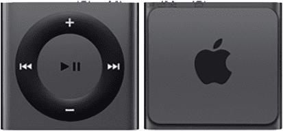 Apple iPod Shuffle 2GB MKMJ2HC/A (šedý)