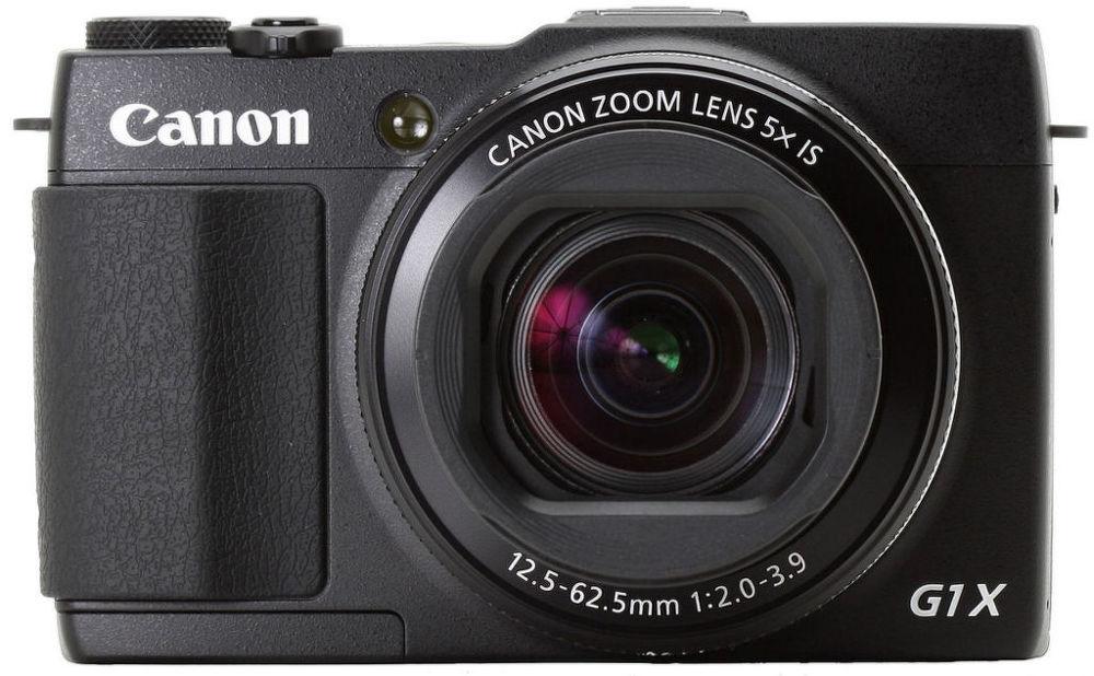 Canon Powershot G1 X Mark II (černý)