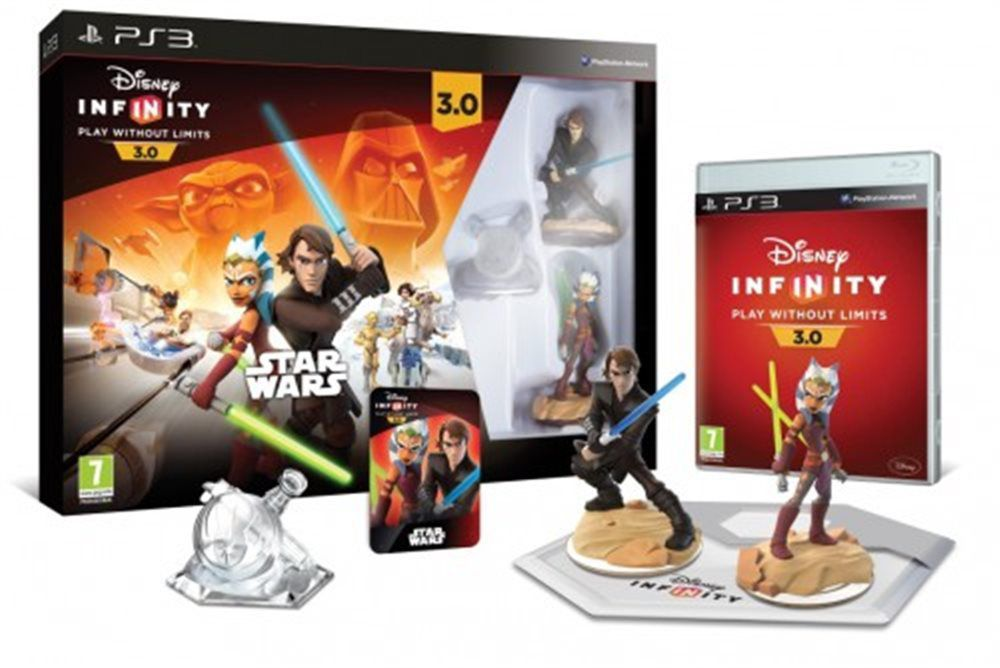 Disney Infinity 3.0: Star Wars: Starter Pack - hra pro PS3