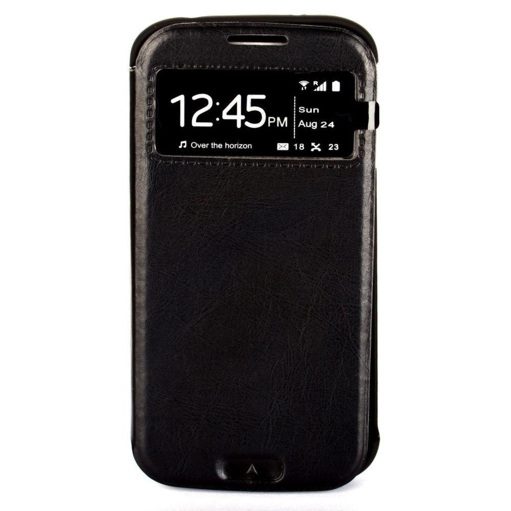 Winner pouzdro Flipbook pro Samsung Galaxy Trend (černé)