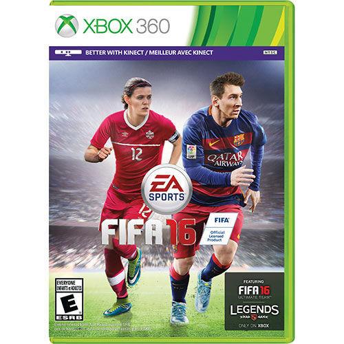 FIFA 16 - hra pro XBOX 360