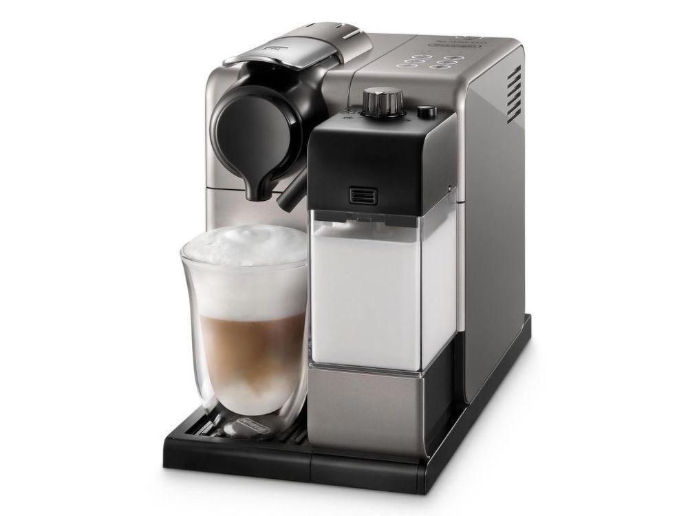 Nespresso Lattissima Touch EN 550.S (stříbrný)