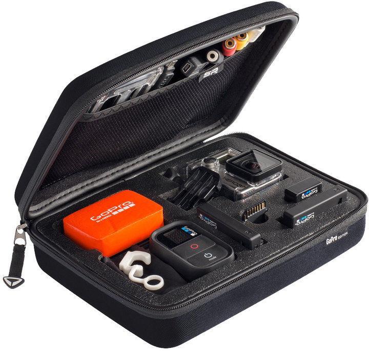 SP Gadgets 53080 pouzdro pro GoPro Edition black 3.0 (voděodolné)