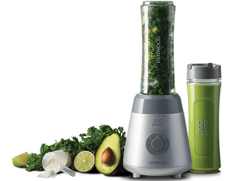 Kenwood SMP060SI Smoothie 2Go Sport