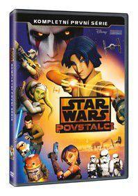 3DVD F - Star Wars: Povstalci 1. série