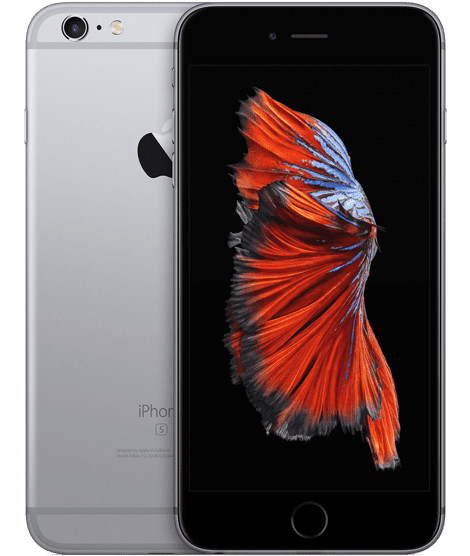 Apple iPhone 6s Plus 16 GB (šedý) + dárek MyMax AA-1176, 10 000 mAh (bílá) zdarma