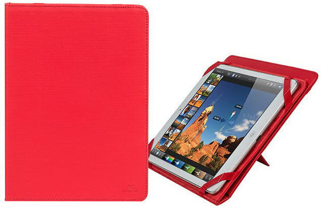 "Rivacase pouzdro na 10,1"" tablet (červená)"