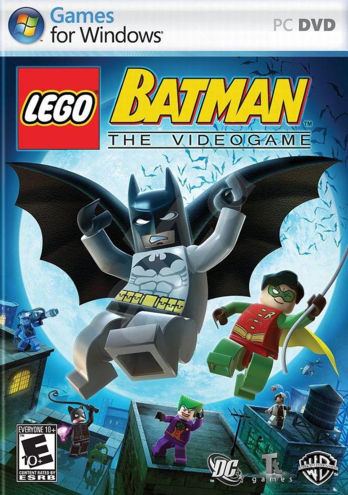 Lego: Batman - hra pro PC