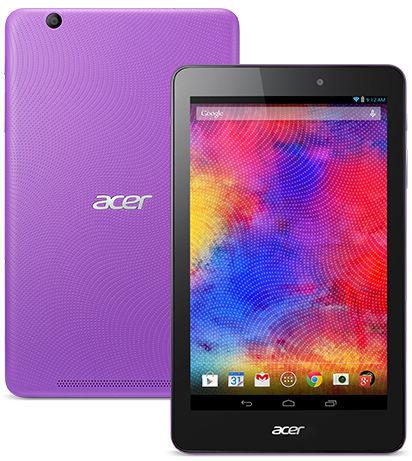 """Acer Iconia One 8 B1-810 8"""", 16GB (fialová)"""