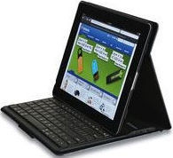 FOLIO slim bluetooth klávesnice a obal pro iPad - Anglická