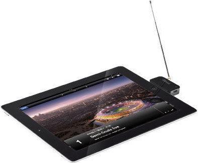 Trust Digital TV & Radio pro iPad, 18410 (černý)