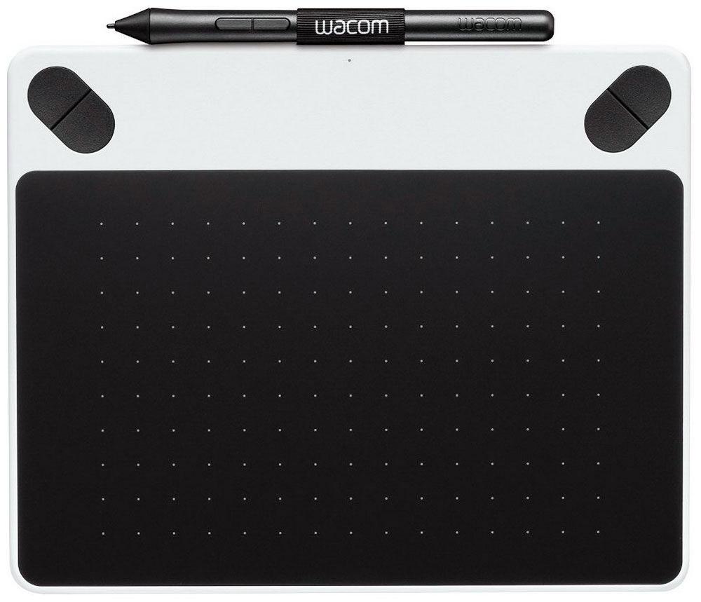 Wacom Intuos Draw Pen S, CTL-490DW-N (bílý)