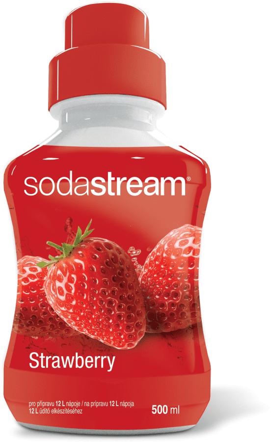 SodaStream - Jahoda sirup 500 ml