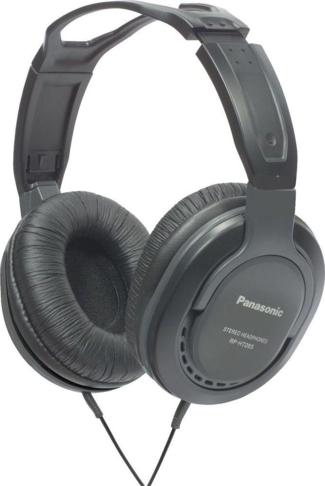 Panasonic RP-HT265E-K (černá)