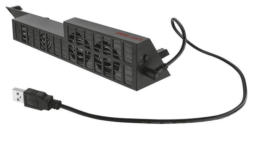 Trust 20409 GXT 233 PS4 - chladící ventilátor