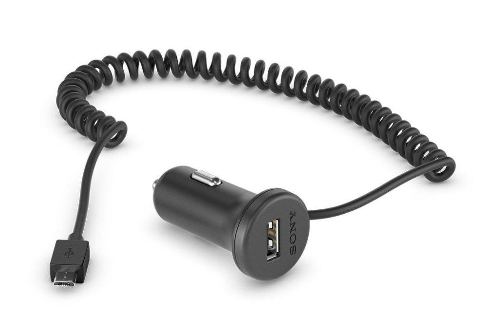 Sony AN420 (černý) - microUSB adaptér