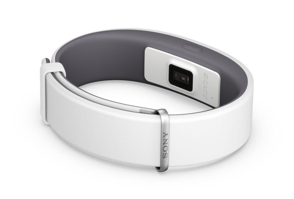 Sony SWR12 SmartBand 2 (bílý)
