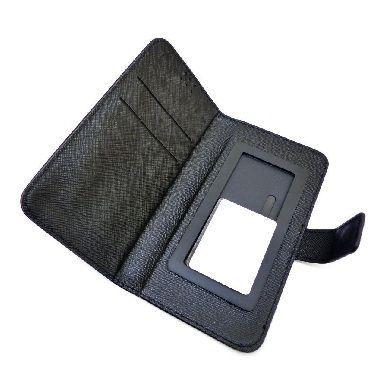 Winner pouzdro Pure Flipbook Sony Xperia Z5 (černé)