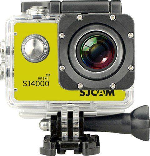 Sjcam SJ4000 WIFI (žlutá)