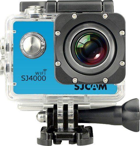 Sjcam SJ4000 WiFi (modrá)