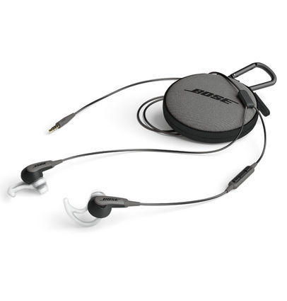 Bose SoundSport in-ear Apple (černá)